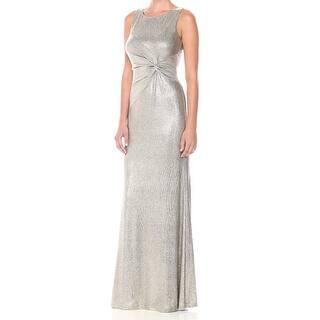0bb38e757d7 Quick View. Was  87.98.  17.60 OFF. Sale  70.38. Calvin Klein Gold Womens  Size 6 Metallic ...