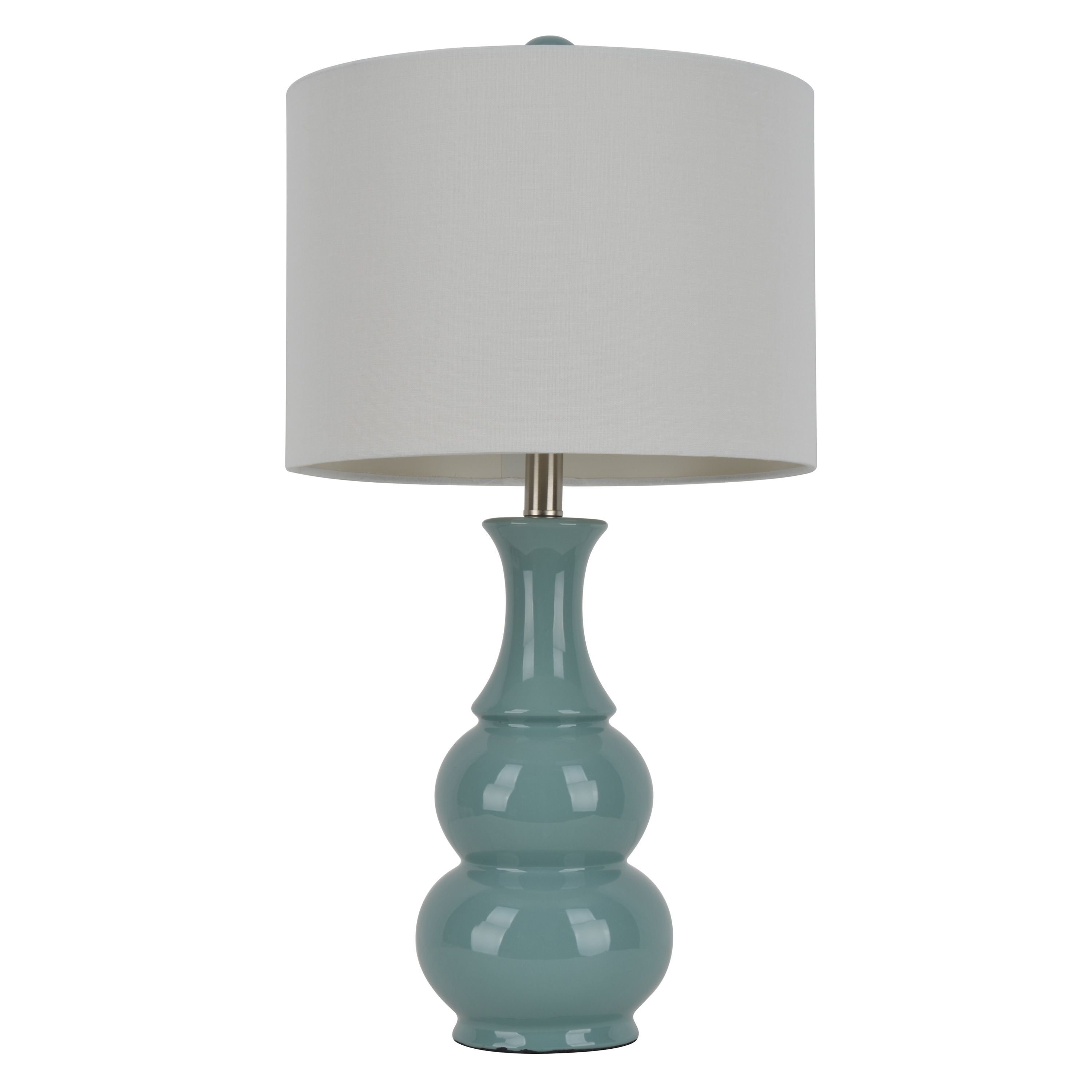 thumbnail 8 - Copper-Grove-Arans-Table-Lamp-with-Off-white-Drum-Shade