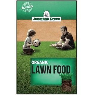 Jonathan Green 10310 Organic Lawn Food, 8-0-1, 5000 sq. ft.