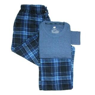Hanes Men's X Temp Micro Fleece Thermal Set