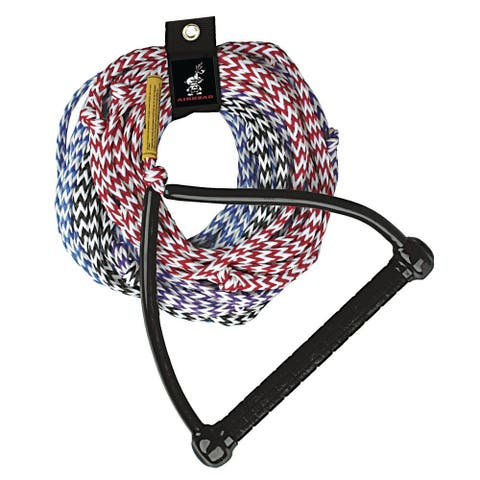Airhead 75' 4 section water ski rope