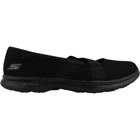 Skechers Go Step Chic Black 14335/BBK Women's