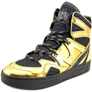 Marc By Marc Jacobs Ninja Hi-Top Synthetic Fashion Sneakers