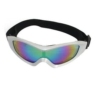 Motorcycle Bike Racing Full Rim Eyewear Protecting Glasses Ski Goggles