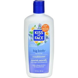 Kiss My Face - Big Body Lavender And Chamomile Conditioner ( 3 - 11 FZ)