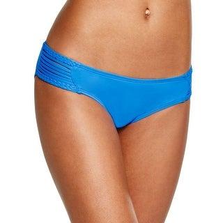 Lucky Brand Womens Braided Hipster Swim Bottom Separates