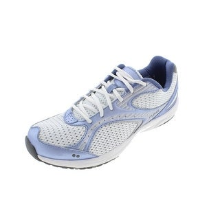 Ryka Womens Dash 2 Leather Trim Mesh Athletic Shoes - 8.5 wide (c,d,w)
