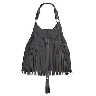 Sam Edelman Womens Tyra Hobo Handbag Leather Patter - LARGE