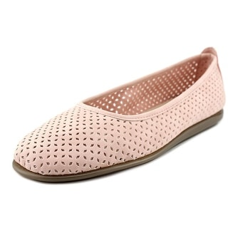 A2 By Aerosoles Solsa Dance Women Round Toe Synthetic Flats