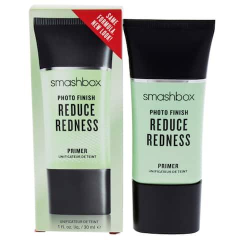 Photo Finish Reduce Redness Primer By Smashbox For Women - 1 Oz Primer