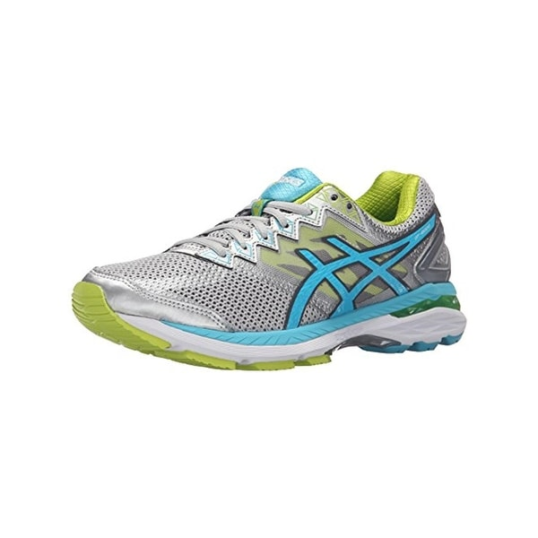 Asics Womens GT-2000 Running Shoes Mesh Faux Leather