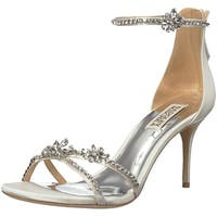 Badgley Mischka Women's Hobbs Heeled Sandal