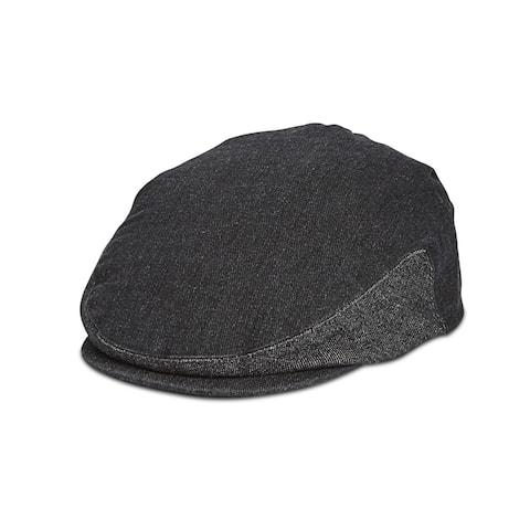 Levi's Mens Denim Pieced Ivy Newsboy Hat