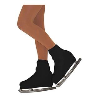 Chloe Noel Girls One Size Black Boot Cover Figure Skating Accessory