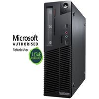 Lenovo M81 SFF, intel i3 2100, 8GB, 2TB, W10 Home