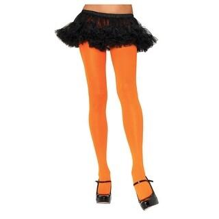 Orange Tights