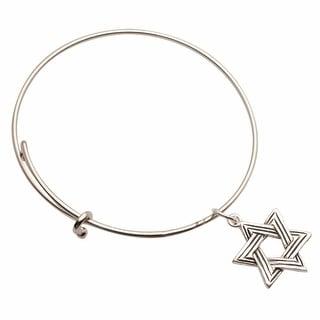 Women's Inspiration Charms Bracelets - Star Of David