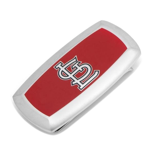 St. Louis Cardinals Cushion Money Clip