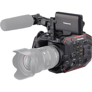 Panasonic AU-EVA1 Compact 5.7K Super 35mm Cinema Camera - Intl Model