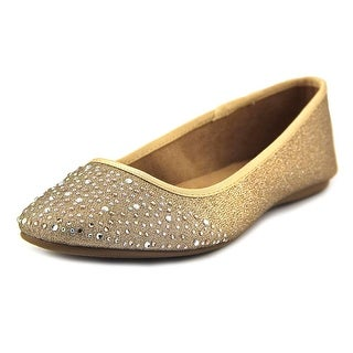 Style & Co Angel Round Toe Canvas Flats