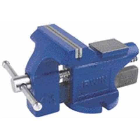Irwin 2026303 Heavy Duty Bench Vise, 4-1/2""