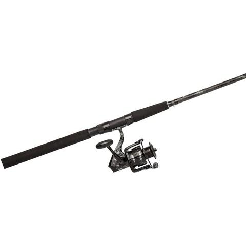 Abu Garcia Catfish Commando Fishing Rod and Reel Spin Combo