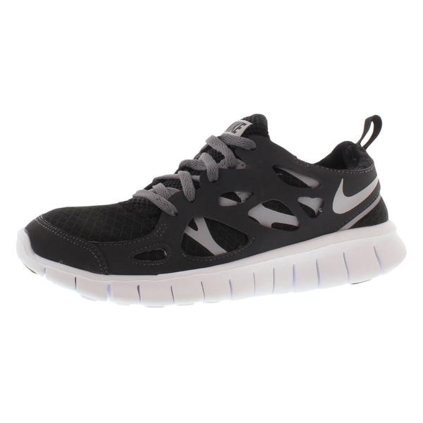 8632e30ca8063 Shop Nike Free Run 2 (GS) Running Junior s Shoes - Free Shipping ...