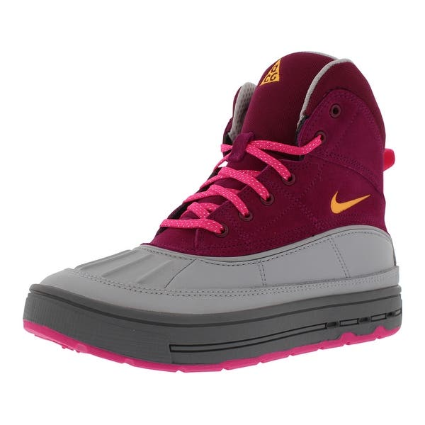 competitive price 7be63 ee79e Nike Woodside Boots Gradeschool Kid s Shoes