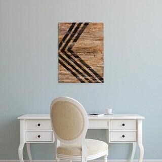 Easy Art Prints Natalie Avondet's 'Traction I' Premium Canvas Art