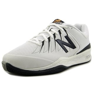 New Balance MC1006 2E Round Toe Synthetic Tennis Shoe