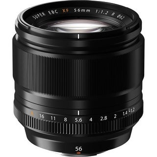 Fujifilm XF 56mm f/1.2 R Lens (International Model)