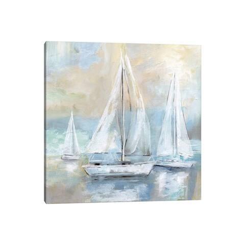 """iCanvas """"Sail Away"""" by Nan Canvas Print"""
