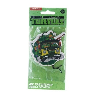 Teenage Mutant Ninja Turtles Van Air Freshener