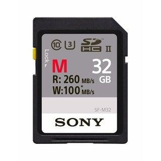 Sony 32GB UHS-II SD Memory Card