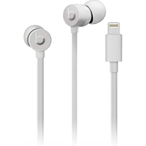 Beats by Dr. Dre - urBeats³ Earphones with Lightning Connector - Satin Silver