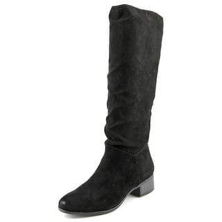 Madden Girl Persiss Women Round Toe Synthetic Black Knee High Boot (Option: Dress Boots)|https://ak1.ostkcdn.com/images/products/is/images/direct/4d1271009ebf0ad5dd780ec2a80a9026ab94033a/Madden-Girl-Persiss-Women-Round-Toe-Synthetic-Black-Knee-High-Boot.jpg?impolicy=medium