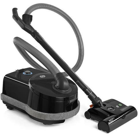 Sebo D4 Airbelt Premium Canister Vacuum Cleaner with ET-1 Powerhead