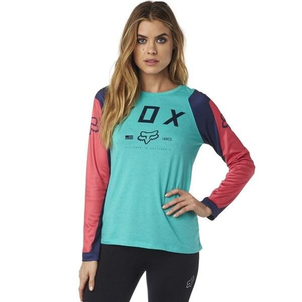 Fox Racing Women's Grav Long Sleeve - 18081 - splash