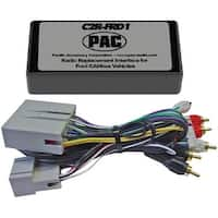 Pac C2R-Frd1 Radio Replacement Interface For Ford(R)