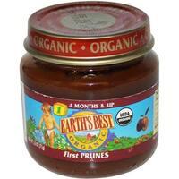 Earth's Best - Prunes 1St Organic Baby Food ( 12 - 2.5 OZ)