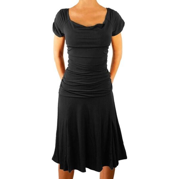 Shop Funfash Plus Size Dress Gothic Black Women Cocktail Cruise