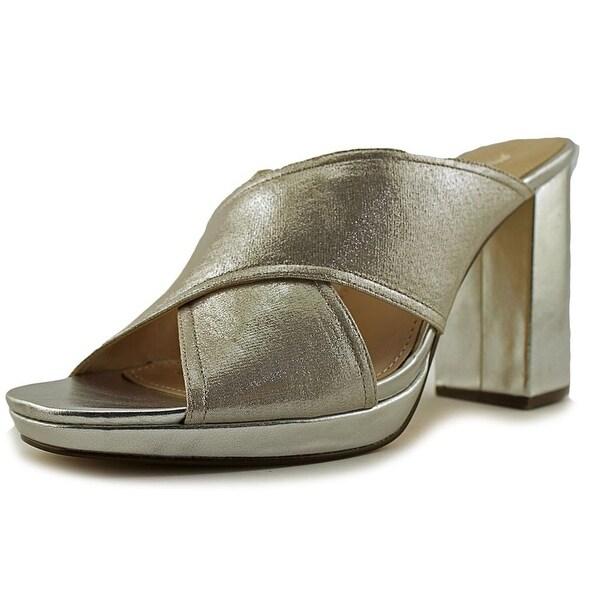 Nina Adoncia New Silver Sandals