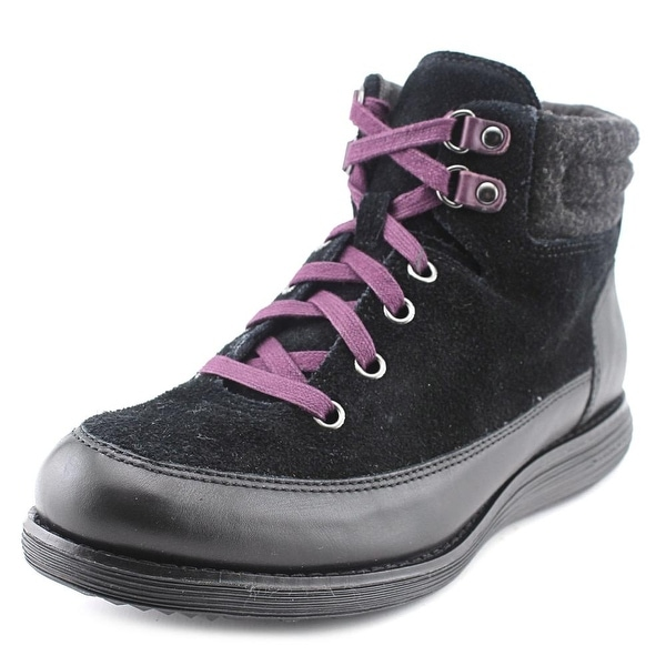 Cole Haan Hiker Grand Boot II Round Toe Leather Hiking Boot