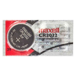Maxwell Battery Cr2032 Computer Maxell F/Most
