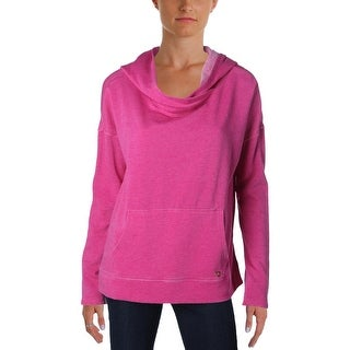 Betsey Johnson Womens Hoodie Fleece Lined Long Sleeve (2 options available)