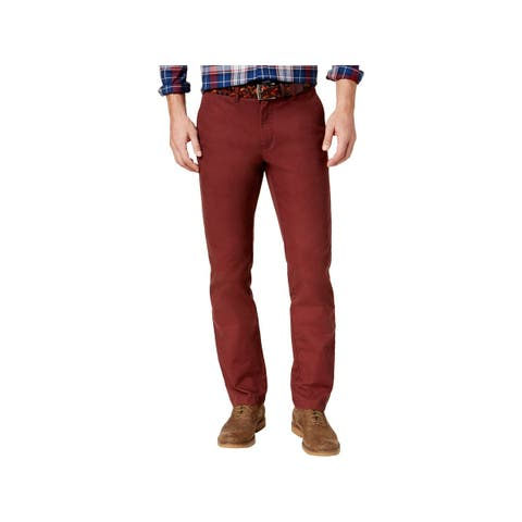 98c26646 Men's Tommy Hilfiger Pants | Find Great Men's Clothing Deals ...