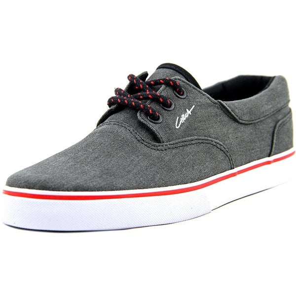 2e206987fdaa Shop C1rca Valeo SE Men Round Toe Canvas Gray Skate Shoe - Free ...