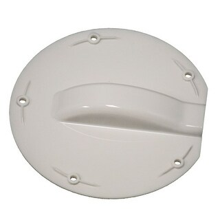 KING Coax Cable Entry Cover Plate Coax Cable Entry Cover Plate