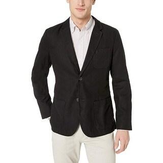Link to Goodthreads Men's Slim-Fit Linen Blazer, Black, Medium Tall - Medium Tall Similar Items in Sportcoats & Blazers