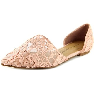 Chinese Laundry Easy Does It Pointed Toe Canvas Flats